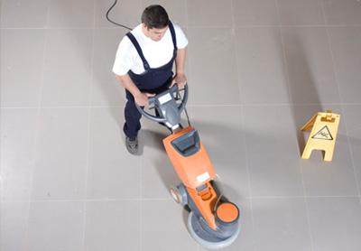 commercial floor care - cleaning and maintenance